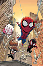 Image: MSH Adventures: Spider-Man - Across the Spider-Verse #1 - Marvel Comics