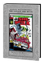 Image: Marvel Masterworks: The Savage She-Hulk Vol. 02 HC  - Marvel Comics