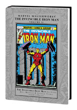 Image: Marvel Masterworks: The Invincible Iron Man Vol. 12 HC  - Marvel Comics