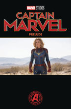 Image: Marvel's Captain Marvel Prelude SC  - Marvel Comics