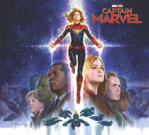 Image: Art of Marvel's Captain Marvel Slipcased HC  - Marvel Comics