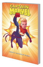 Image: Captain Marvel: Earth's Mightiest Hero Vol. 05 SC  - Marvel Comics