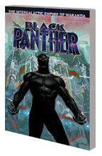 Image: Black Panther Vol. 06: Intergalactic Empire of Wakanda Part One SC  - Marvel Comics