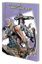 Image: Old Man Hawkeye Vol. 02: The Whole World Blind SC  - Marvel Comics