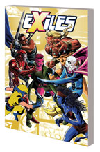 Search: Exiles Ultimate Collection Book 01 SC - Westfield Comics