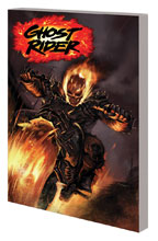 Image: Ghost Rider: The War for Heaven Vol. 01 SC  - Marvel Comics