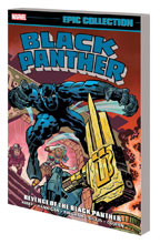 Image: Black Panther Epic Collection: Revenge of the Black Panther SC  - Marvel Comics
