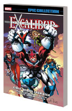 Image: Excalibur Epic Collection: Girls' School from Heck SC  - Marvel Comics