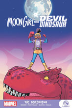 Image: Moon Girl and Devil Dinosaur: The Beginning SC  - Marvel Comics
