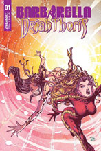 Image: Barbarella / Dejah Thoris #1 (cover A - Hsieh) - Dynamite