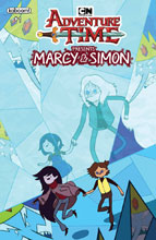 Image: Adventure Time: Marcy & Simon #1 - Boom! Studios