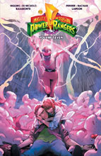Image: Mighty Morphin Power Rangers Vol. 07 SC  - Boom! Studios