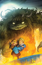 Image: Jim Henson's Labyrinth: Coronation #10 (Preorder cover - Godbey) - Boom! Studios