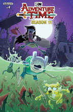 Image: Adventure Time: Season 11 #4 - Boom! Studios