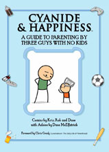 Image: Cyanide & Happiness Guide: Parenting by 3 Guys with No Kids SC  - Boom! Studios