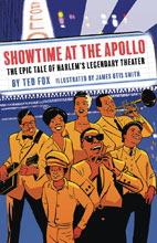Image: Showtime at the Apollo: Epic Tale of Harlem's Legendary Theater  - Abrams Comicarts