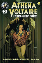 Image: Athena Voltaire #10 (2018) (cover A - Bryant) - Action Lab Entertainment