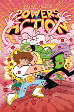 Image: Powers in Action #3 - Action Lab Entertainment