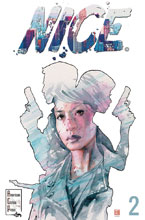 Image: Nice #2 (cover B - Mack) - American Gothic Press