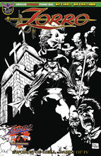 Image: Zorro: Swords of Hell #1 (variant cover - Century edition) - American Mythology Productions