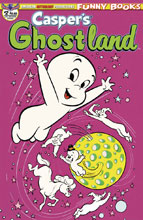 Image: Casper's Ghostland #2 (variant cover - Retro Animation) - American Mythology Productions
