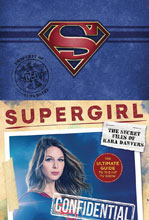 Image: Supergirl: Secret Files of Kara Danvers - Ultimate Guide to the TV Show HC  - Amulet Books