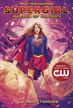 Image: Supergirl Young Adult Novel Vol. 03: Master of Illustion  - Amulet Books