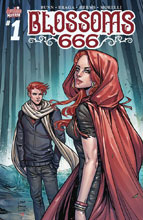 Image: Blossoms 666 #1 (cover A - Braga) - Archie Comic Publications