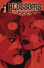 Image: Blossoms 666 #1 (cover C - Francavilla) - Archie Comic Publications