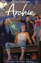 Image: Archie #702 (cover B - Quinones) - Archie Comic Publications