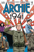 Image: Archie 1941 #4 (cover C - Smith) - Archie Comic Publications