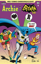 Image: Archie Meets Batman '66 #6 (cover B - Giella) - Archie Comic Publications