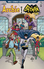 Image: Archie Meets Batman '66 #6 (cover D - Parent) - Archie Comic Publications