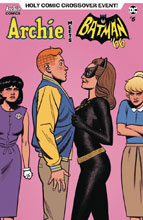 Image: Archie Meets Batman '66 #6 (cover F - Smallwood) - Archie Comic Publications