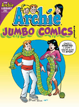 Image: Archie Jumbo Comics Digest #295 - Archie Comic Publications