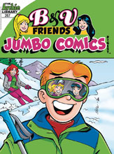 Image: B & V Friends Jumbo Comics Digest #267 - Archie Comic Publications