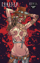 Image: Crossed Plus 100 Mimic #3 (New World Order) (variant cover - Ms. Mayhem) - Avatar Press Inc