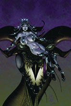 Image: Tarot: Witch of the Black Rose #114 (2-cover set) - Broadsword Comics