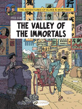 Image: Blake & Mortimer Vol. 25: Valley of the Immortals GN  - Cinebook