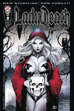 Image: Lady Death: Apocalyptic Abyss #1 - Coffin Comics
