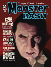 Image: Monster Bash Magazine #35 - Creepy Classics/Monster Bash