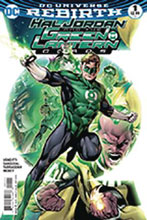 Image: Hal Jordan and the Green Lantern Corps #1 (DFE signed - Venditti) - Dynamic Forces