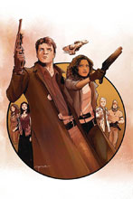 Image: Firefly #1 (variant DFE cover - Purple Belly) (DFE signed - Greg Pak) - Dynamic Forces