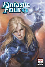 Image: Fantastic Four #1 (variant DFE cover - Parrillo Hero) - Dynamic Forces