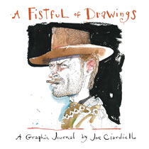 Image: Fistful of Drawings SC  - Fantagraphics Books