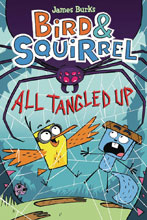 Image: Bird & Squirrel Vol. 05: All Tangled Up GN HC  - Graphix