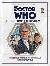 Image: Doctor Who Complete History Vol. 89: 12th Doctor Stories  (275-276) HC - Hachette Partworks