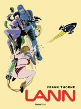 Image: Frank Thorne's Lann Limited GN HC  - Hermes Press