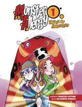 Image: Monster Allergy Vol. 01: House of Monsters GN  - Insight Comics