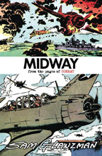 Image: Midway from Pages of Combat  (regular cover - Glanzman) - It's Alive